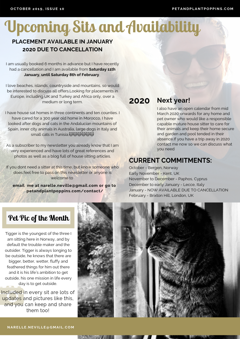 PPP Newsletter October 2019 page 2