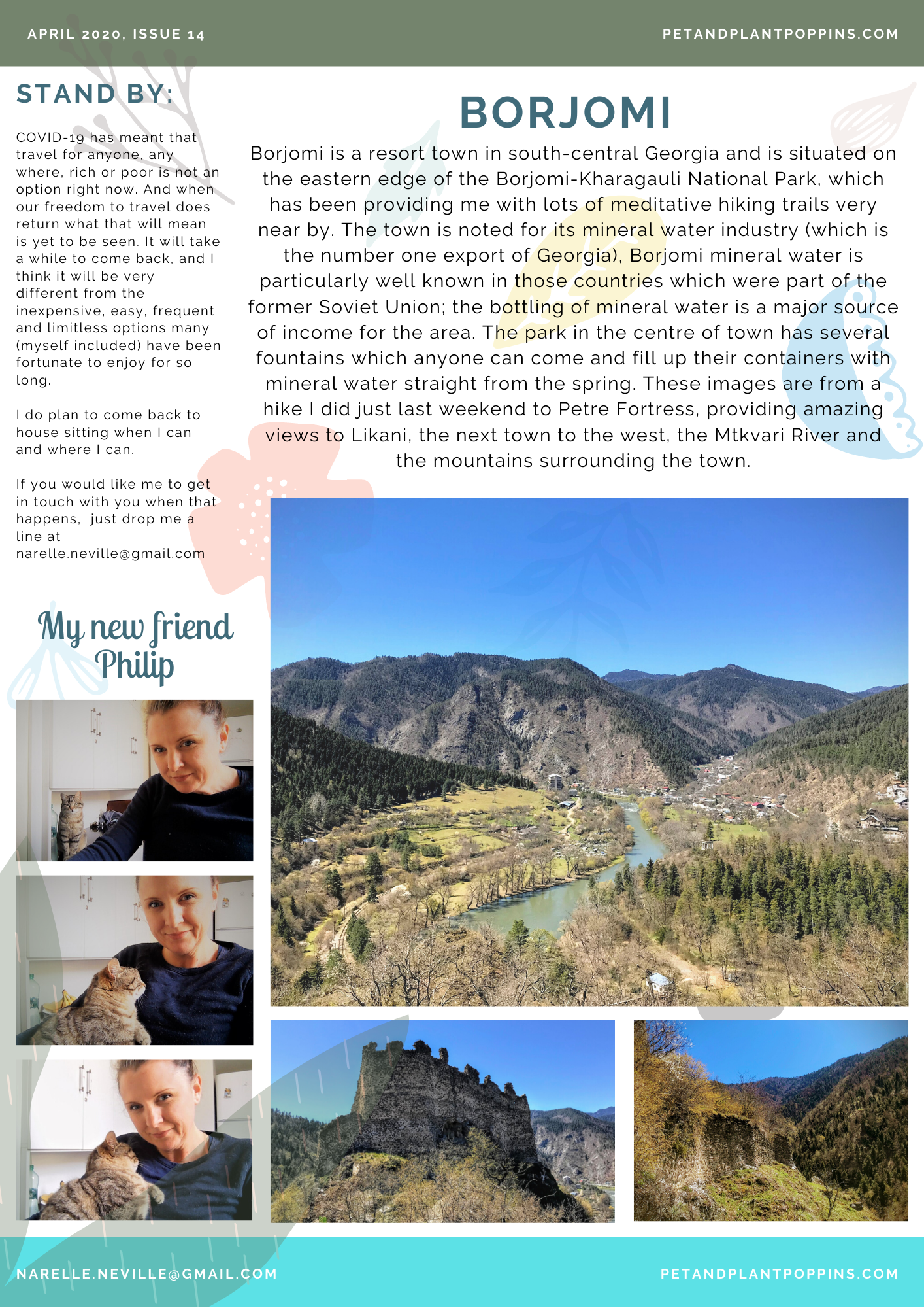 PPP Newsletter April 2020 page 2