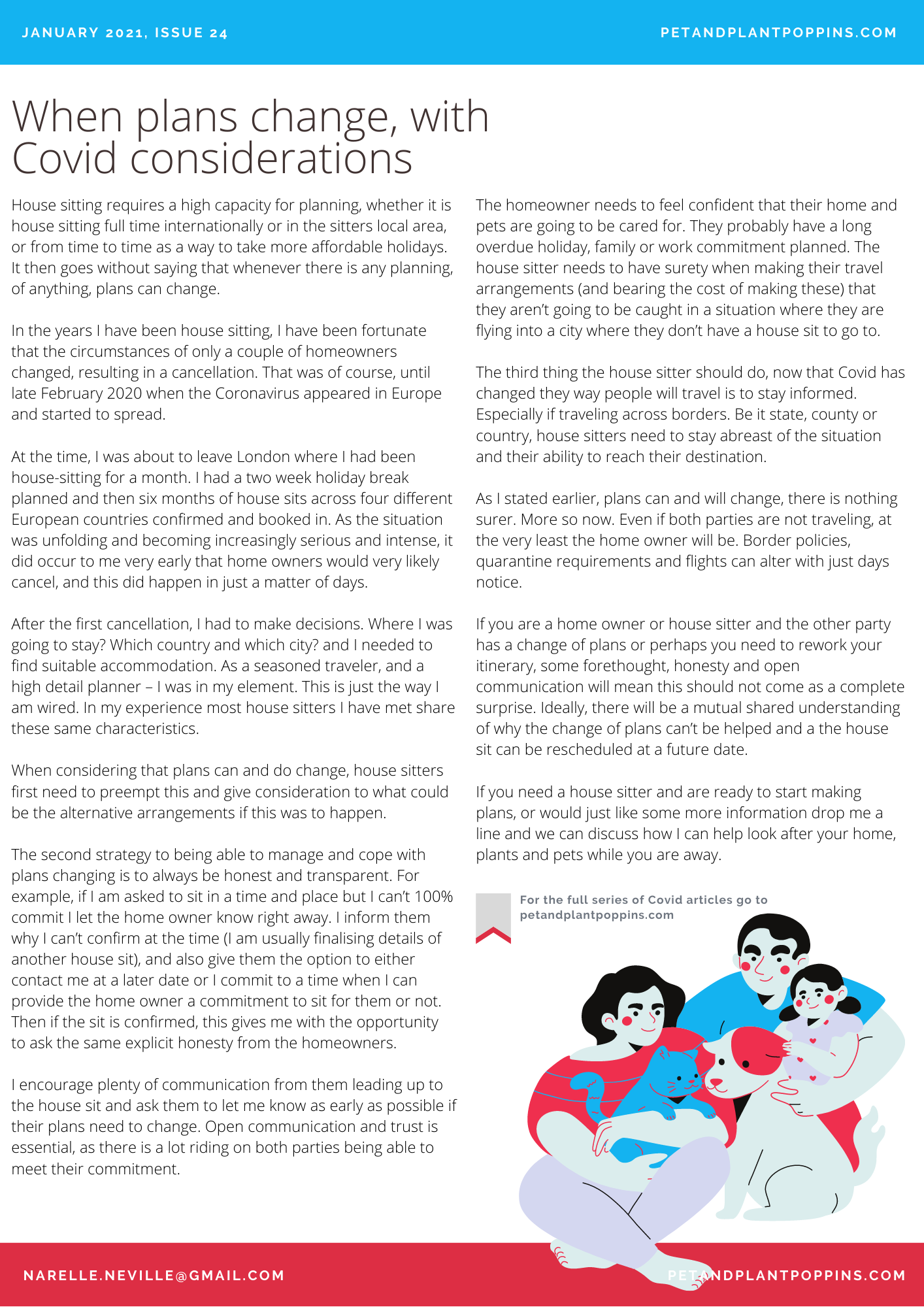 PPP Newsletter January 2021 page 2